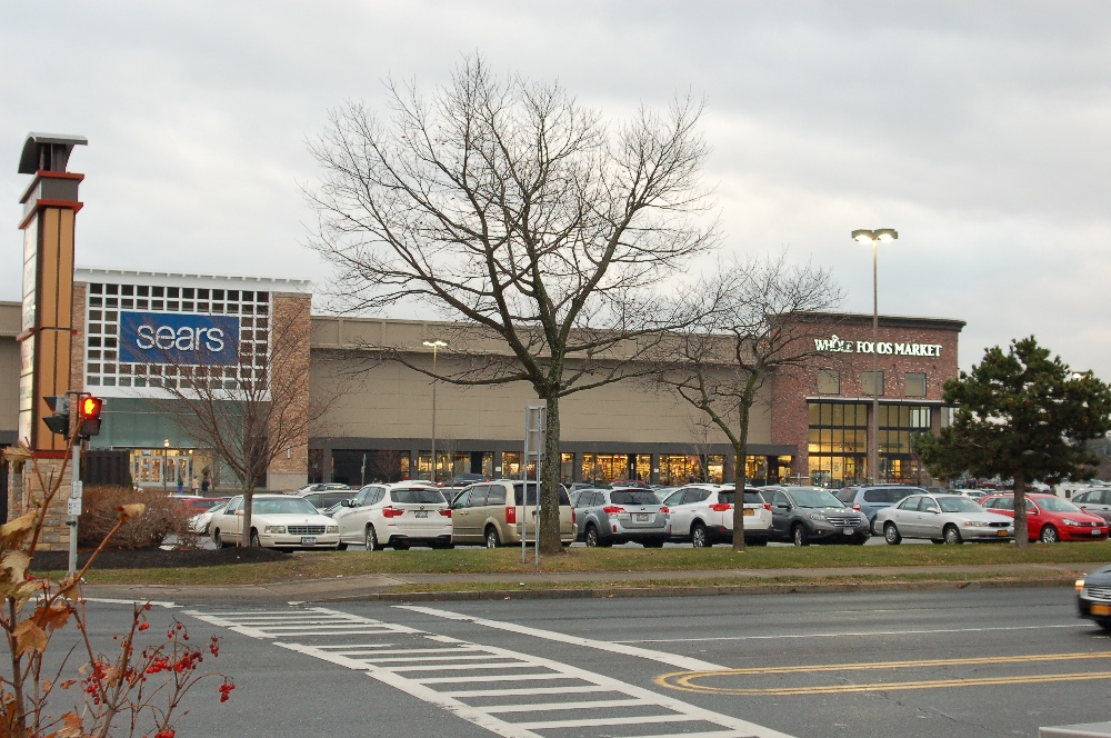 Shopping Centers + Indoor Malls
